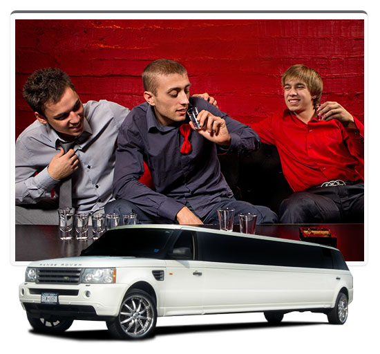 bachelor party limo los angeles