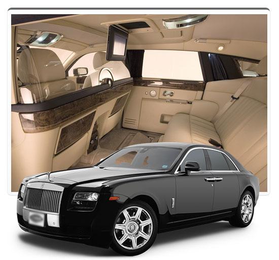 Luxury Rolls Royce Chauffeur
